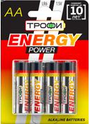 ENERGY POWER AA 4x
